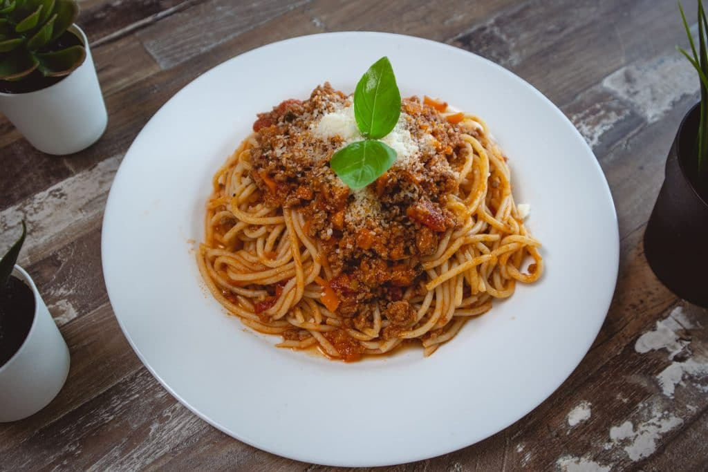 recette bolognese italienne